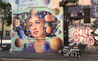 Urban Street art & Photography, London's East End